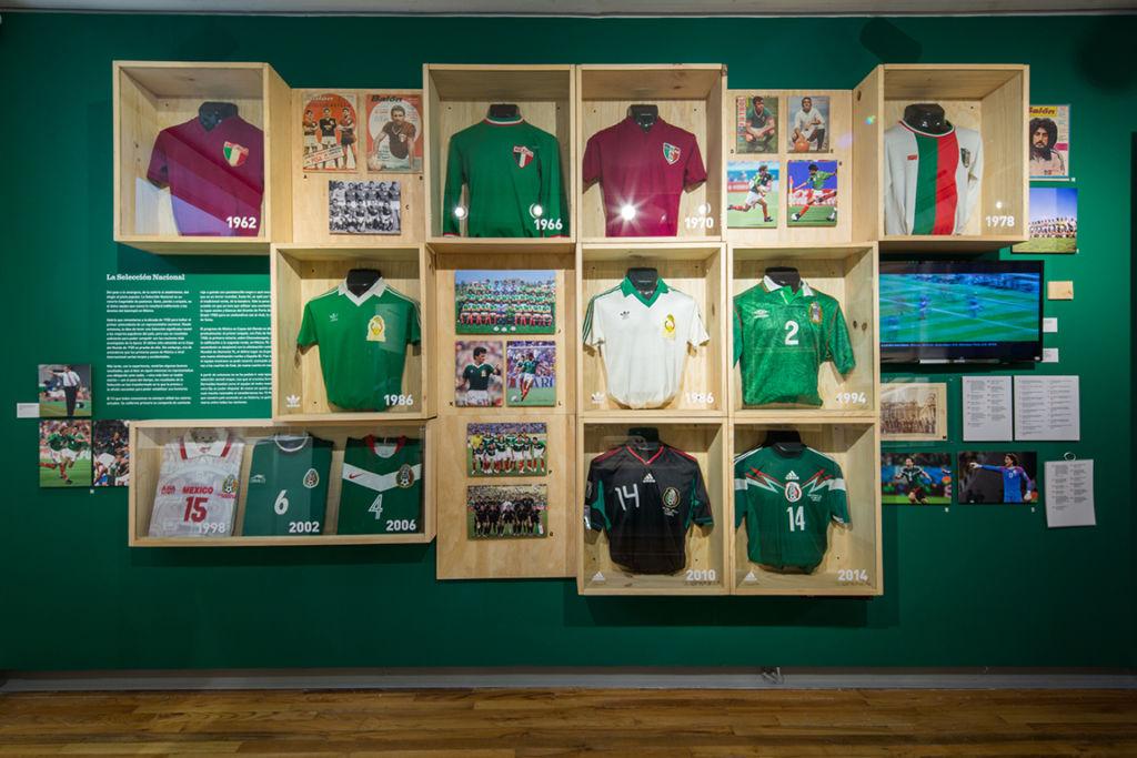 Goles y pasiones: 11 décadas de futbol en México - Foto 1 portada