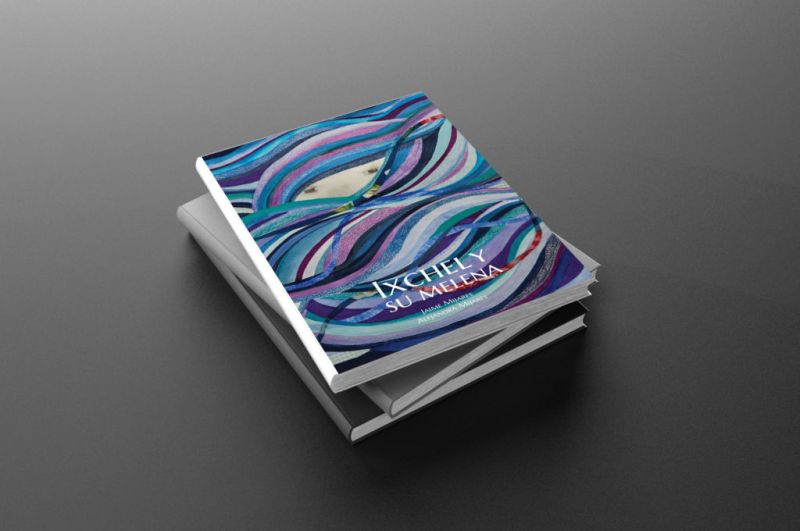 Exposición de arte y presentación del libro Ixchel y su melena - Ixchel-y-su-Melena-1
