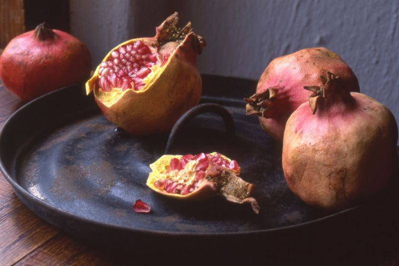 ABC de temporada - abc_food_fruit_pomegranate