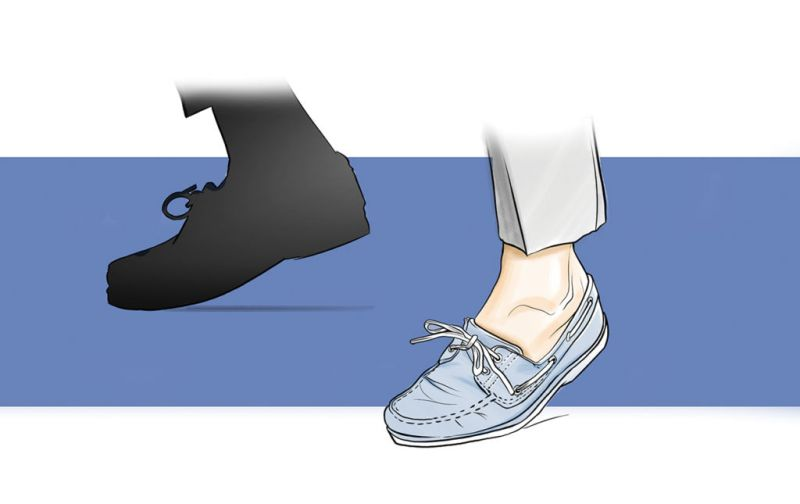 HOTetiquette, Veleo - shoes