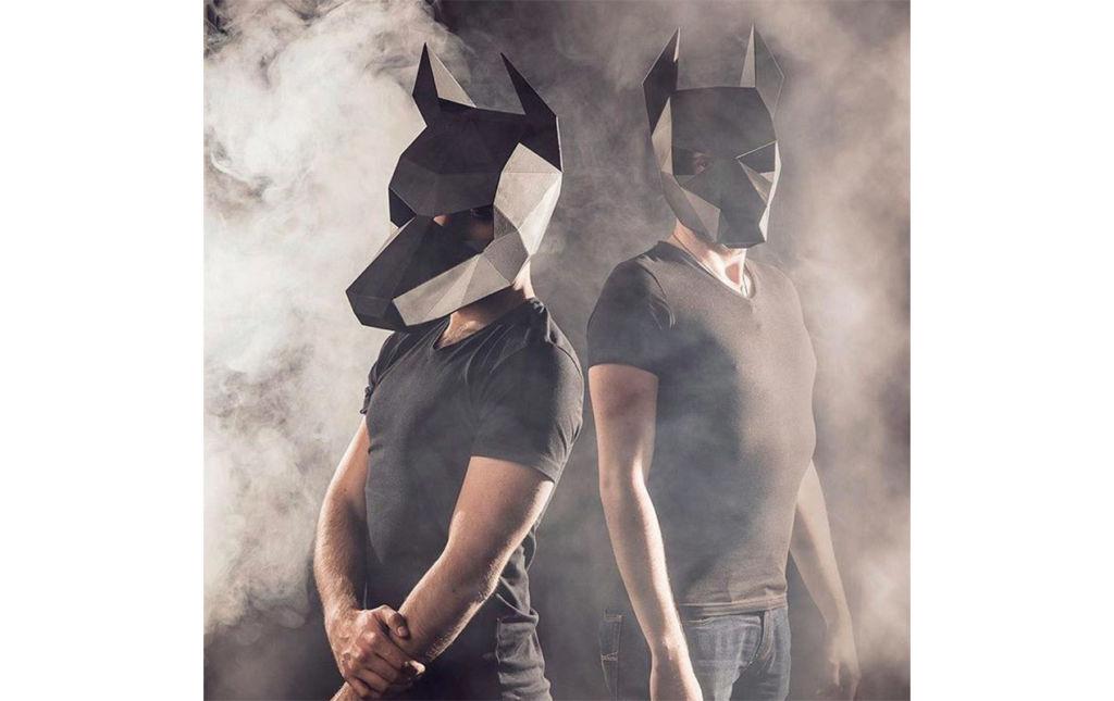 Fortu & Mendoza, dos máscaras y un beat único - FORTU _ MENDOZA-1