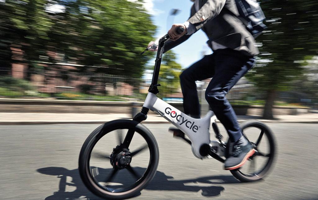 Go Cycle - GOCYCLE-1