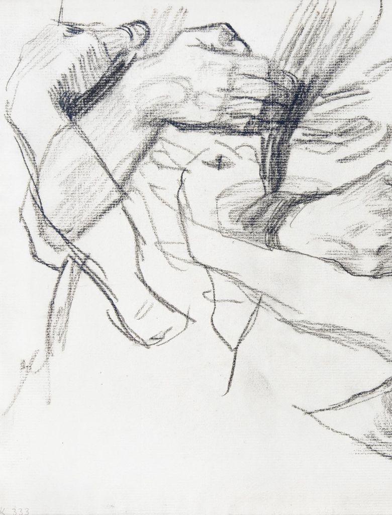 Käthe Kollwitz, la última practicante del expresionismo alemán - Käthe2B