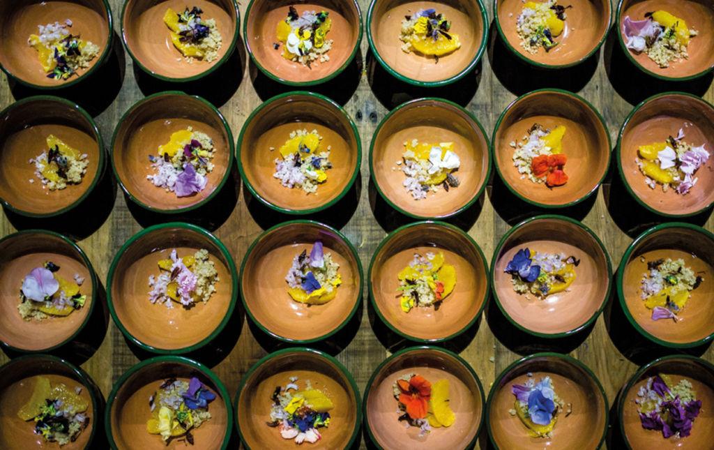 Gourmet Mesa Nómada; Una experiencia gastronómica irrepetible. - MESA NÓMADA-1