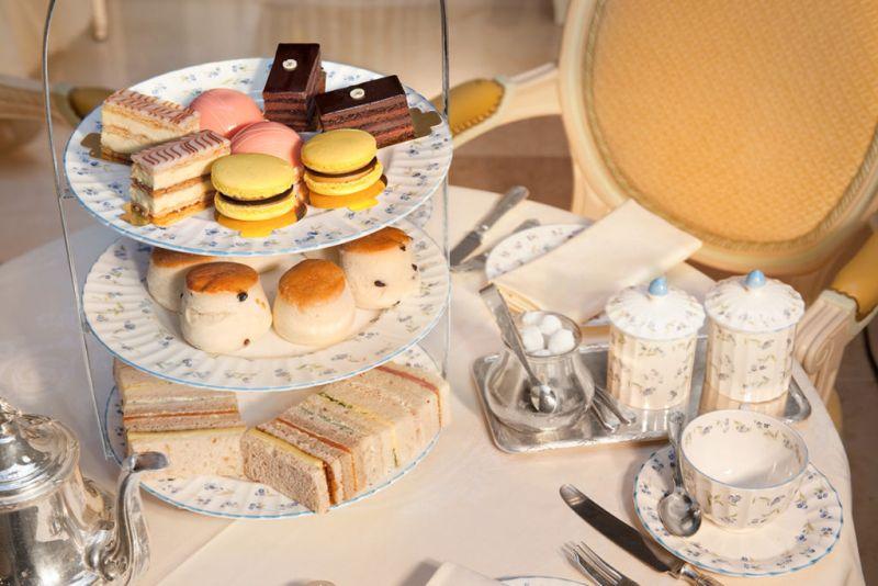Los mejores tea rooms del mundo - Ritz-London