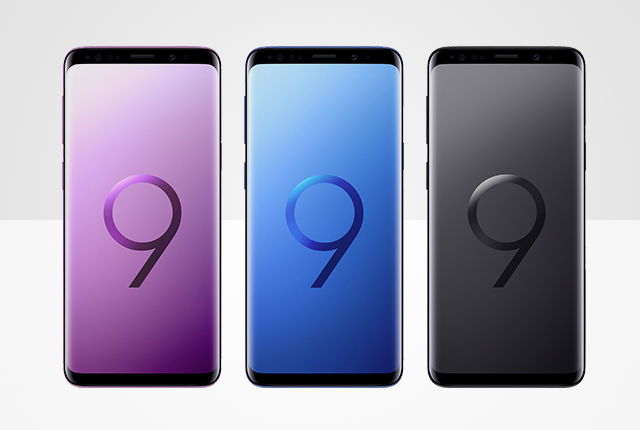 Llegó el lanzamiento del Samsung Galaxy S9 - Samsung Portada