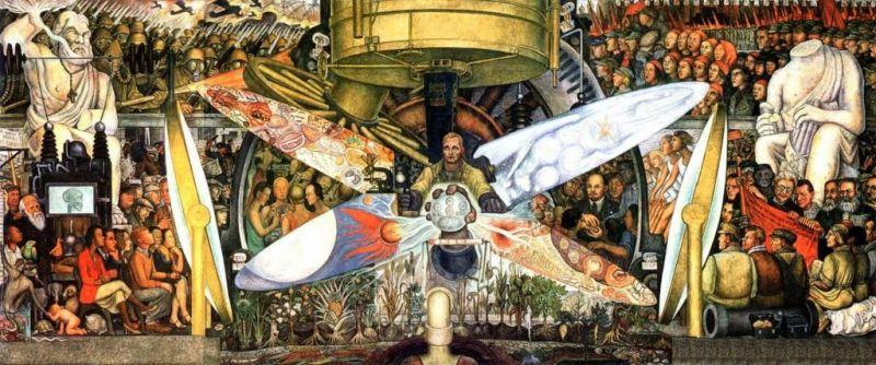 Obras de arte mexicanas en el mundo - diegorivera