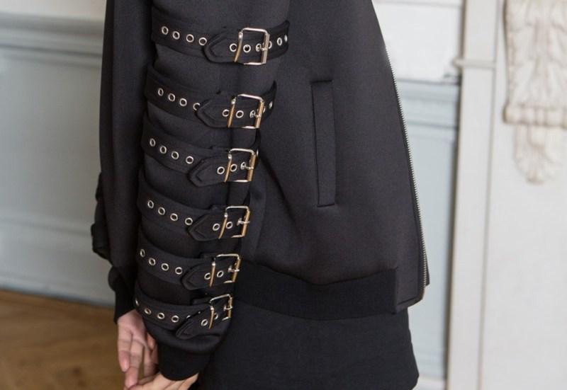 Mohammed Khoja Hindamme - fashion_mohammed_black_details