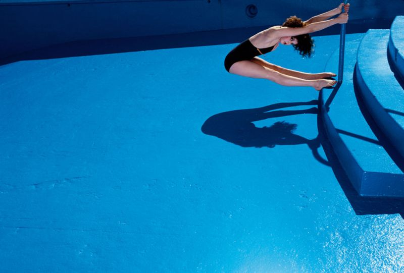 Guy Bourdin, fotógrafo de oportunidades - photography_guy_bourdin_editorial_pool