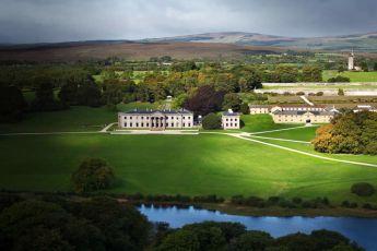 Ballyfin, un hotel en el corazón de Irlanda - Ballyfin portada