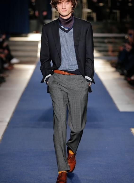 Nuestro outfit del mes para los hombres - Brooks Brothers Portada 3