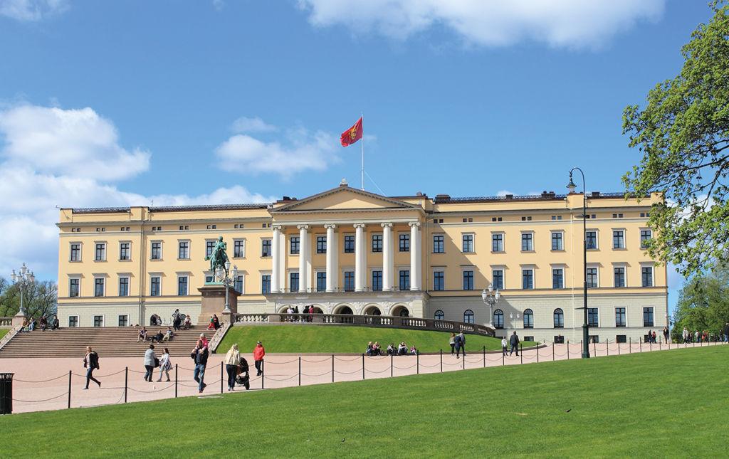 48 Horas en Oslo - OSLO-PALACIO REAL