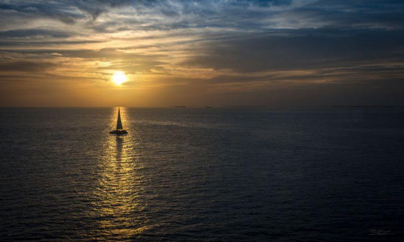 Paul Camhi: Pasión por la fotografía - Sailing