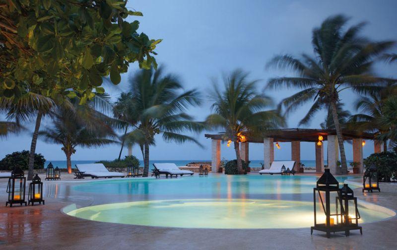 Viceroy Riviera Maya, un escape de ensueño al caribe mexicano. - VICEROY-POOL