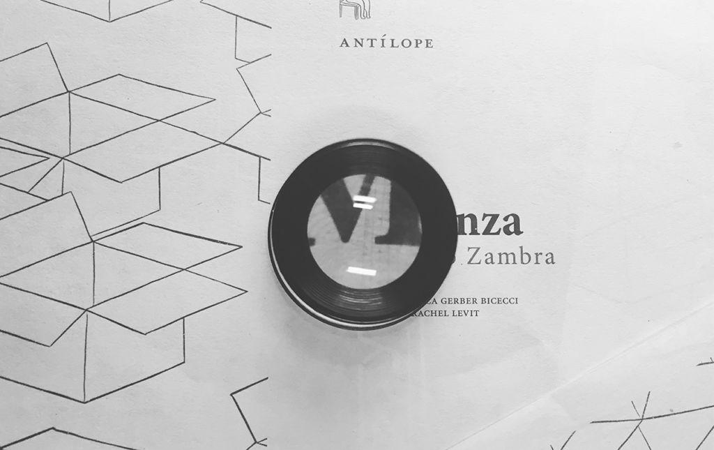 Ediciones Antílope, literatura híbrida. - Antílope_portada