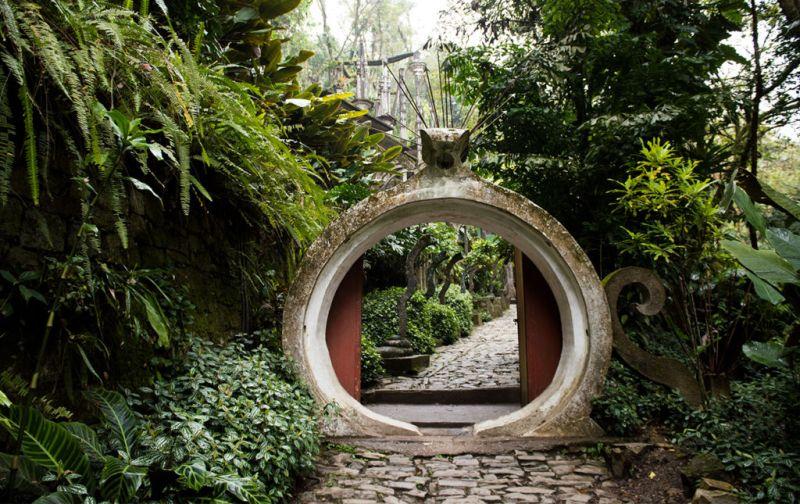 Xilitla; un sueño puesto en abismo - Arco