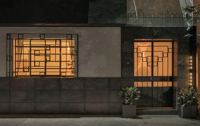 Casa Decu, un nuevo hotel boutique en el corazón de la Condesa. - CASA-DECU-4