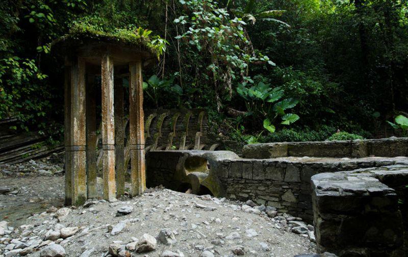 Xilitla; un sueño puesto en abismo - México