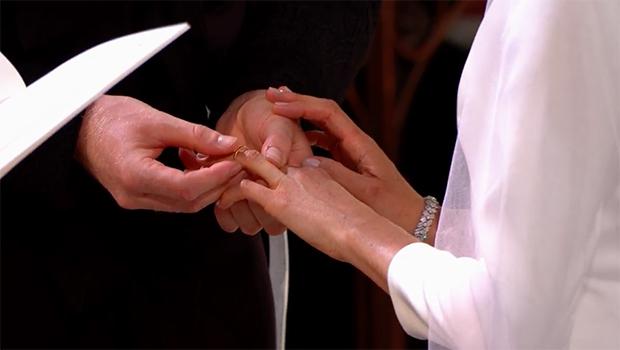 Conoce los detalles más memorables de la boda real - Meghan-ring
