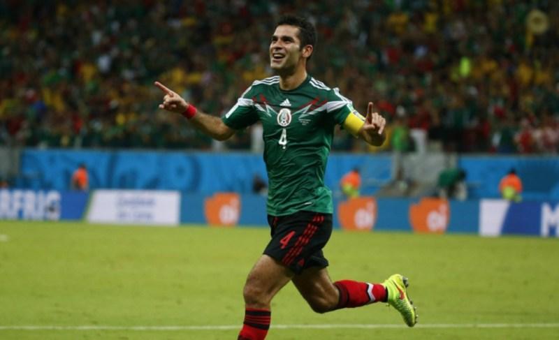 La lista de los jugadores de la Selección Mexicana convocados para Rusia 2018 - Rafa-Márquez