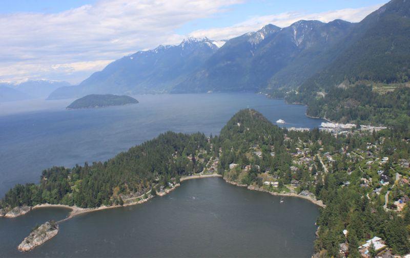 Vancouver: Urbanismo y naturaleza en perfecta proporción - Vancouver-view