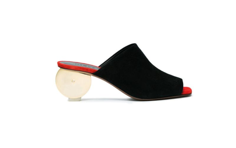 HOTstuff for her and him - black-shoe
