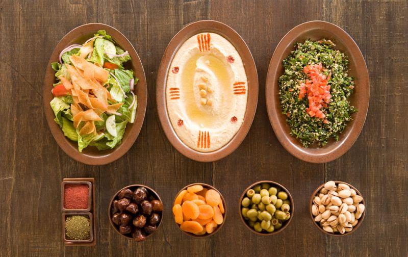 Six Senses Zighy Bay Resort. Lujo y relajación en el sureste de la península arábiga. - food