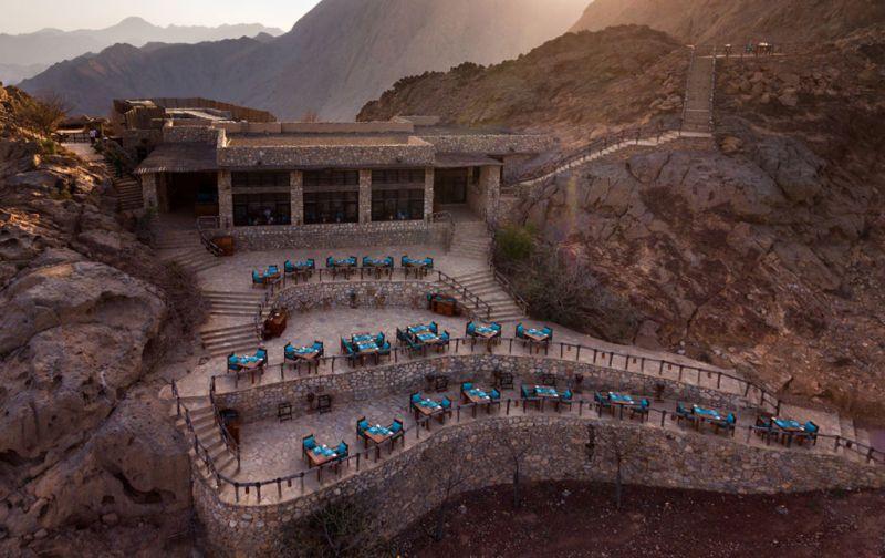 Six Senses Zighy Bay Resort. Lujo y relajación en el sureste de la península arábiga. - mountain