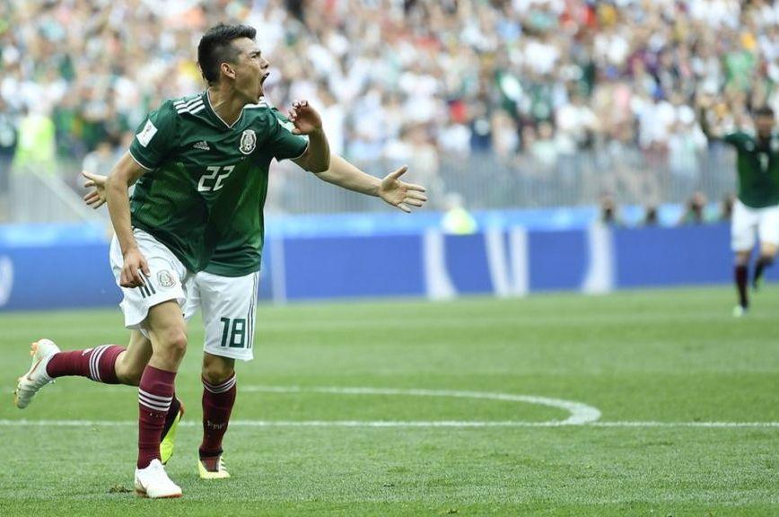 5 datos que no sabías sobre el partido entre México y Alemania - 1. Chucky Lozano portada