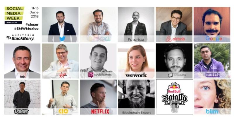 Social Media Week, el punto de referencia en innovación y tecnología - SMW-3