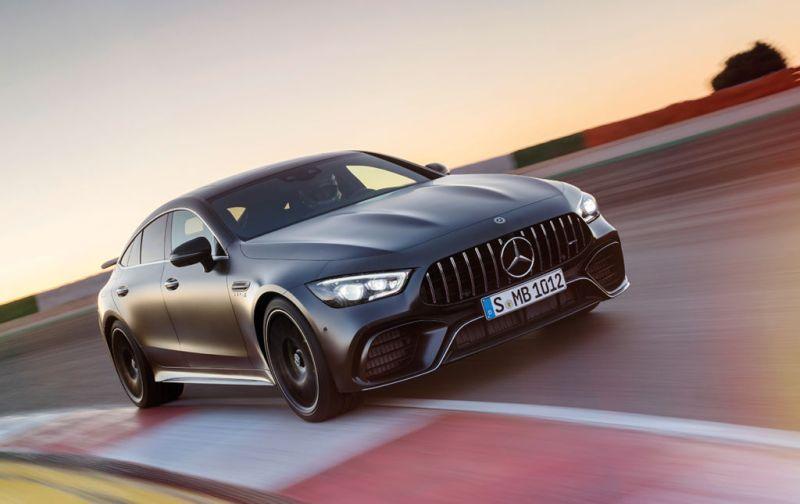 Lo más destacado del Salón del Automóvil de Ginebra 2018 - amg-gt