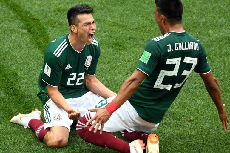 Copa del Mundo Rusia 2018, el Mundial de las sorpresas - Copa del Mundo Rusia 2018, el Mundial de las sorpresas. Gol de Chucky Lozano en México - Alemania