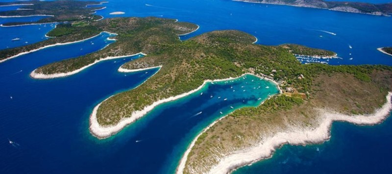 5 islas que no puedes dejar de visitar - islas-dalmatas