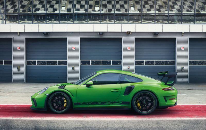 Lo más destacado del Salón del Automóvil de Ginebra 2018 - porsche-gt3-rs
