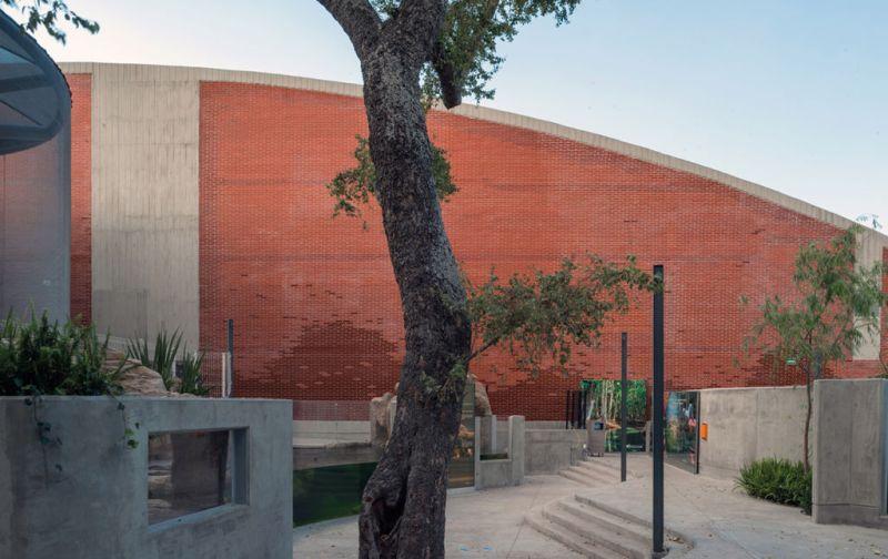 Arroyo Solís Agraz, firma mexicana de arquitectura y diseño - acuario-michin-guadalajara