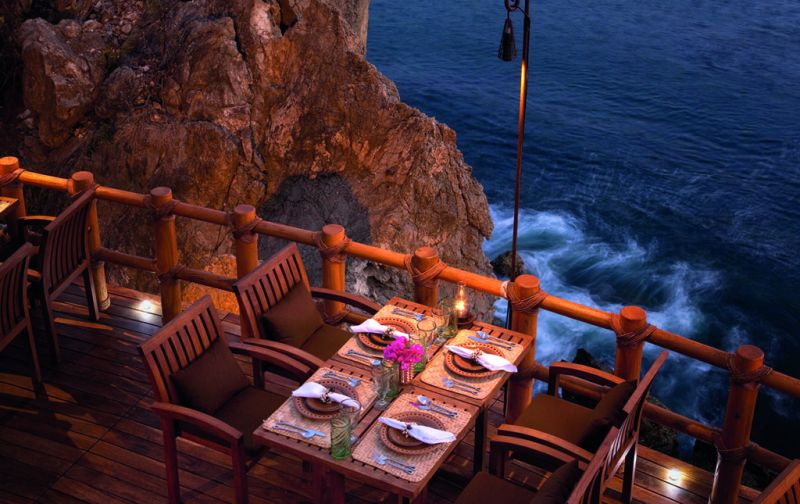 Cala de Mar Resort & Spa en Ixtapa - cala-de-mar-cena-5