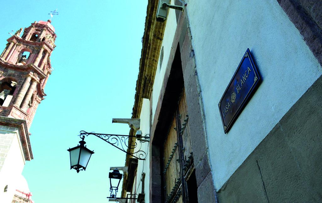 Casa Blanca 7, una experiencia marroquí en San Miguel de Allende - CASA BLANCA7-PORTADA