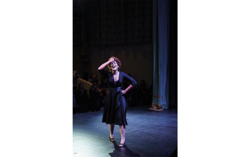 Una entrevista con Mariaca Semprún, la protagonista del musical: Piaf, voz y delirio - edith-piaf-3