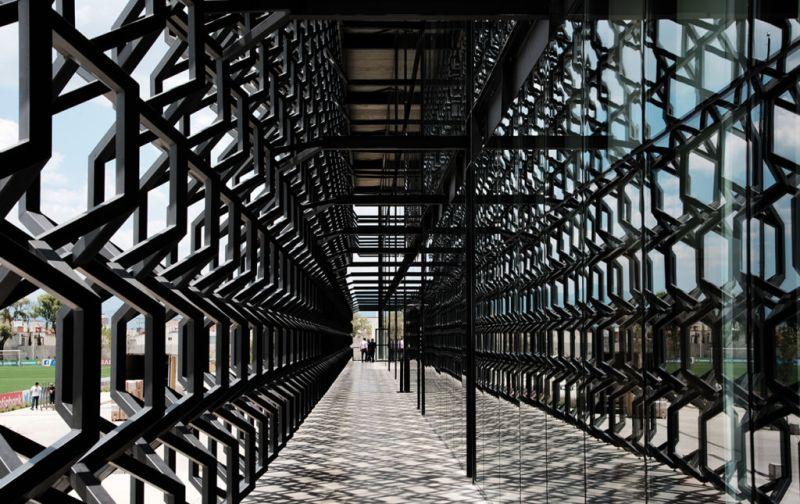 Arroyo Solís Agraz, firma mexicana de arquitectura y diseño - femexfut