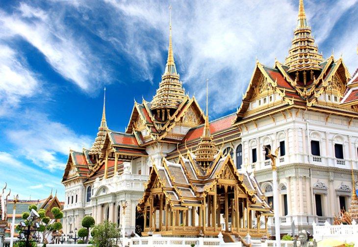 Guía para visitar Bangkok - grand-palace