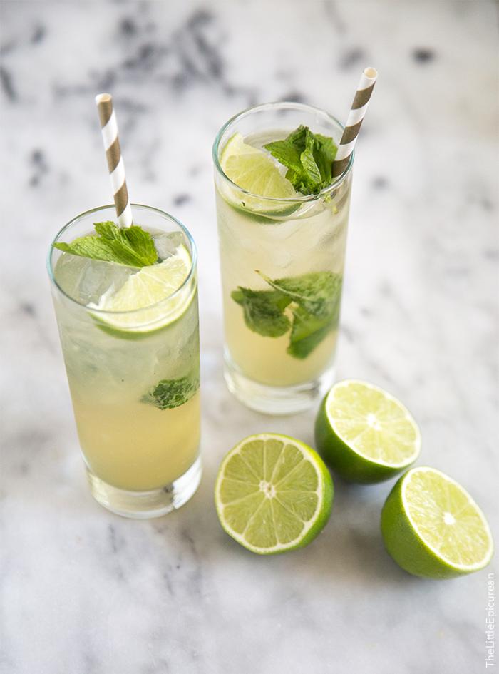 Los mejores cocteles para disfrutar este verano - limonada-italiana-drinks-de-verano