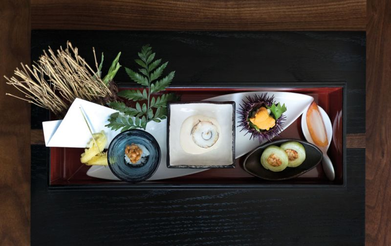 La chef Niki Nakayama reinterpreta la cocina kaiseki japonesa con n/naka - n-naka-4