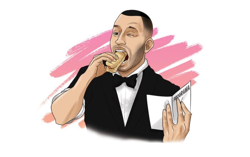 Hotettiquete Ópera - no-comer-opera