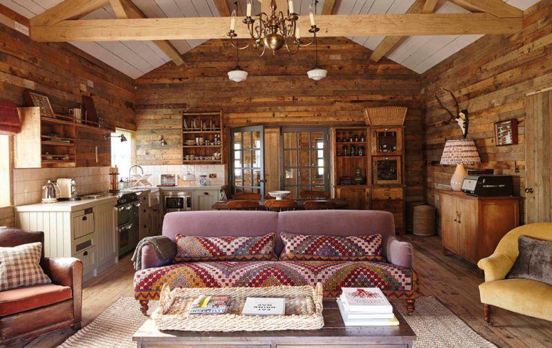 Soho Farmhouse, tu casa en el countryside inglés - one-bedroom-cabin-soho-farm-house