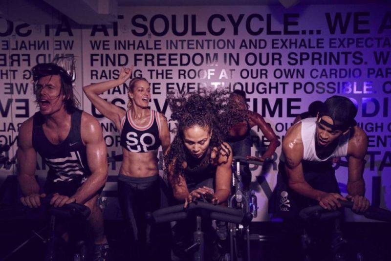 Gimnasios alrededor del mundo en donde todos toman fotos para subir a Instagram - soulcycle-vancouver