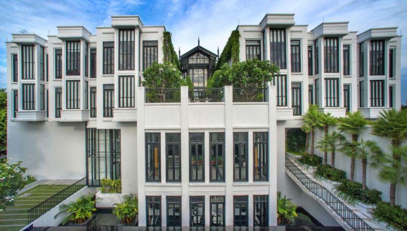Guía para visitar Bangkok - the-siam-hotel