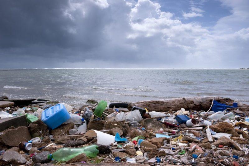 El problema de la basura en los océanos - 1-basura-en-mar