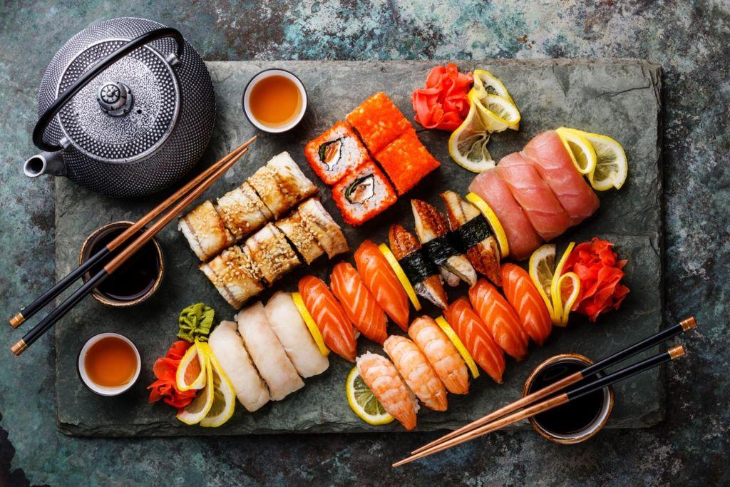 La manera correcta de comer sushi - 4. Sushi no se parte PORTADA