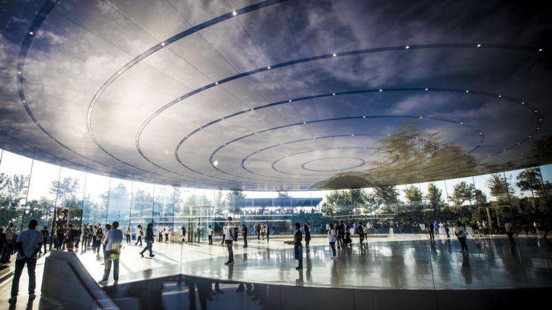 Apple Park, la impresionante sede de Apple - apple-park-1