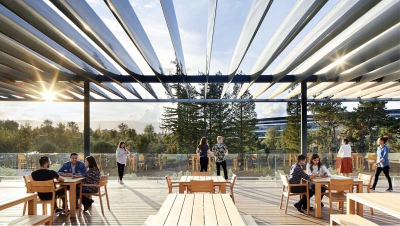 Apple Park, la impresionante sede de Apple - apple-park-3